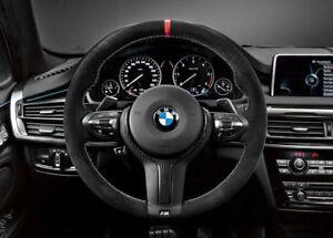 Genuine Bmw F30 F32 F33 F22 M Performance Alcantara Steering Wheel