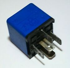 Ford Sierra Blue 5 Pin Relay 12V 40//35A 86GG14K083AA 4RD003520-34 Genuine