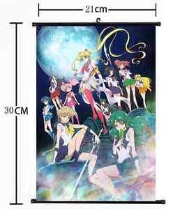 Hot-Anime-Sailor-Moon-Crystal-Wall-Poster-Scroll-Home-Decor-Cosplay-864