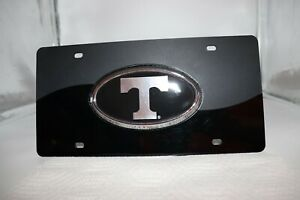 University of Tennessee License Plate Power T in Oval | eBay