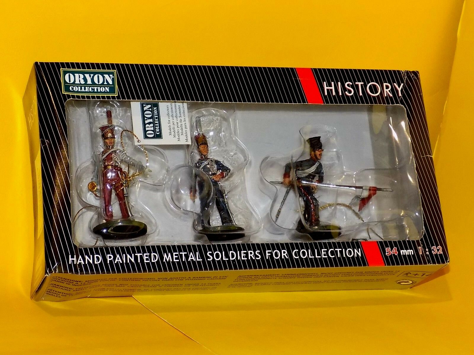 Napoleonic French Imperial Guard Polish Lancers ORYON 6004 1 35