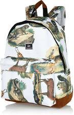 HYPE VINTAGE ANIMALS BACKPACK LARGE BAG RUCKSACK SCHOOL - NEW