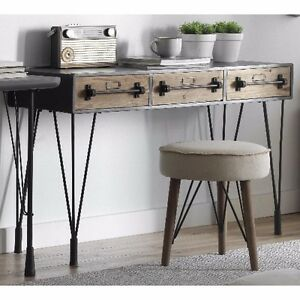 industrial console table with storage images galleries with a bite. Black Bedroom Furniture Sets. Home Design Ideas