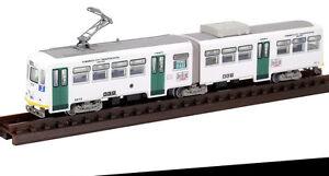 1-150-N-scale-TOMYTEC-Railway-Tram-Kumamoto-shi-5000-type-A