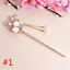 Charm-Women-Rhinestone-Handmade-Hair-Stick-Hair-Chopsticks-Hairpin-Pin-Chignon thumbnail 7