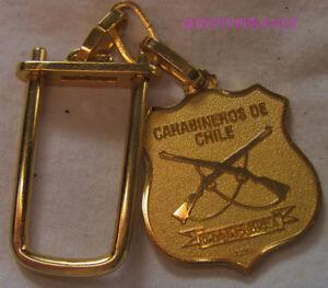 IN11876 - PORTE-CLES CARABINEROS DE CHILE - INTENDENCIA - CHILI 2rVzCXdr-09154309-707973946