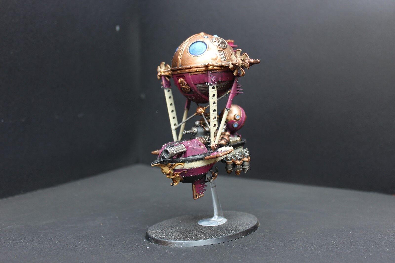 Warhammer kharadron overlords Grundstok Gunhauler  pro painted made to order
