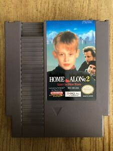 Home-Alone-2-Lost-In-New-York-Nes-Nintendo-Game-Only