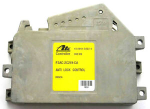 OE Ford ABS Cntrl Module 91-94 Crown Vic Town Car w//Traction Control F3AC2C219CA