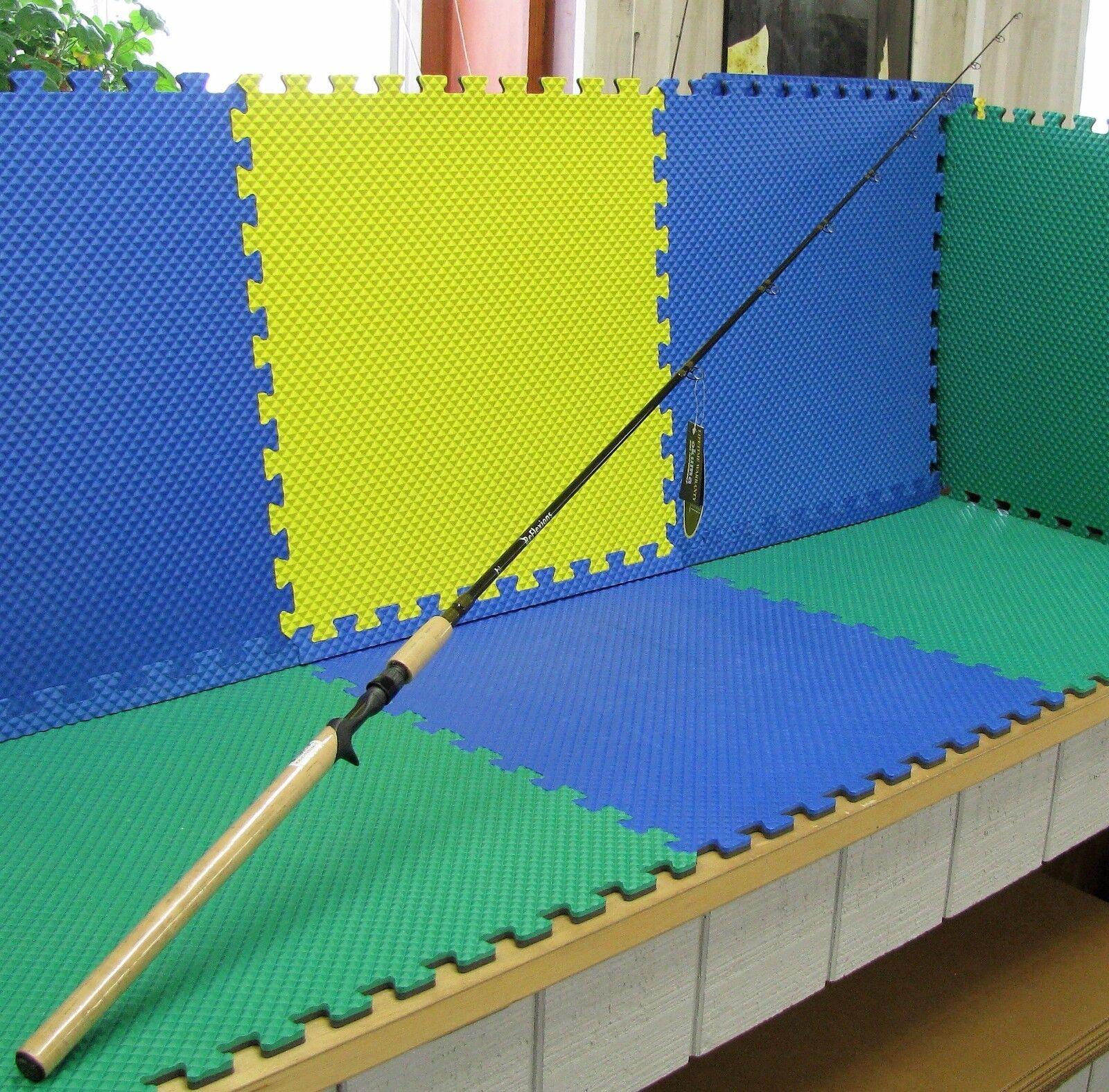 Okuma ReFlexions Casting Rod  7' 10  1 Piece Telescopic RX-C-7101M-T