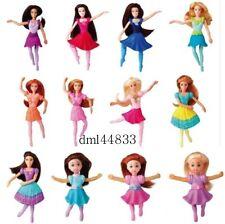 2006 McDonalds Dancing Barbies MIP Complete Set - Lot of 12, Girls, 3+