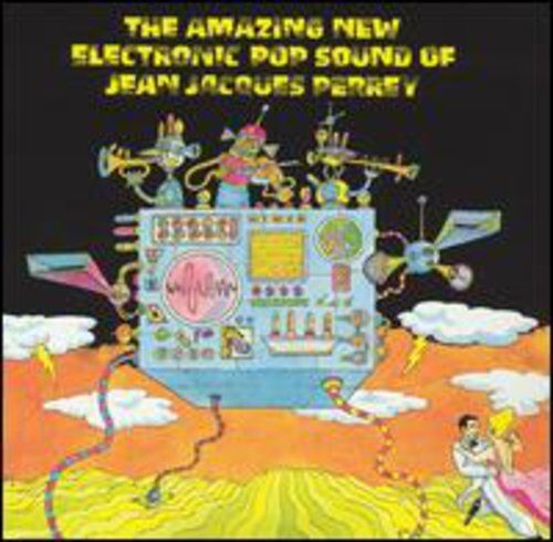 Jean-Jacques Perrey - Amazing New Electronic Pop Sound of [New CD]