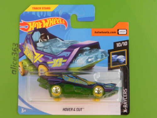 HOT WHEELS 2018 X-Raycers Hover /& Out 257 neu in OVP