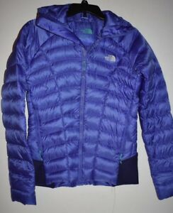 Women's Face Down Hoodie 800 Isolated Purple S North The Jacket Puffer WRcn7YW