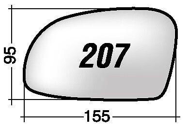 LAMPA YK1002W Yakima Kit attacchi K1002W Opel Astra K