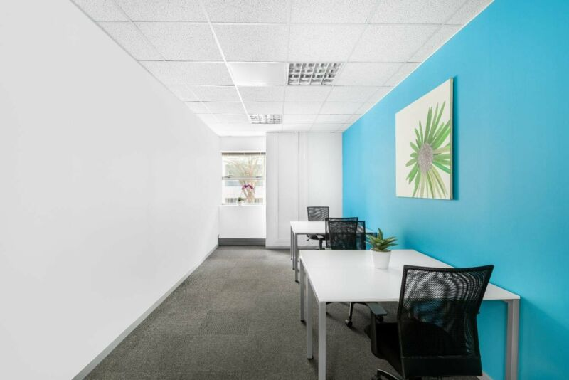 Find office space in JOHANNESBURG, Parktown for 2 persons with everything taken care of