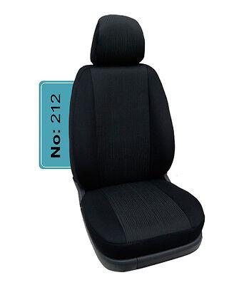 MAß Schonbezüge Sitzbezüge Sitzbezug  VW Crafter Mercedes Sprinter Fahrer  212