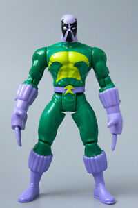 1995-ToyBiz-Spider-Man-THE-PROWLER-Action-Figure-No-Cape-Free-Shipping