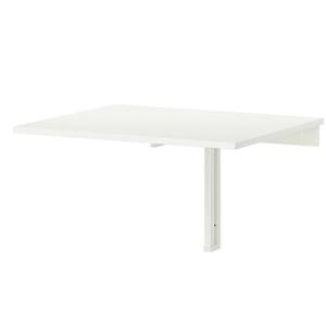 Wandklapptisch weiß  Details zu IKEA NORBERG Wandklapptisch Weiß (74x60cm) Küchentisch  Klapptisch Wandtisch