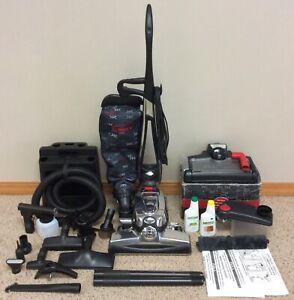 Kirby Avalir Vacuum With Tools Multi Surface Shampoo System Warranty Ebay