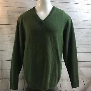 Pull longues en et en laine laine à L OrvisTaille V manches col Y7fyv6gb