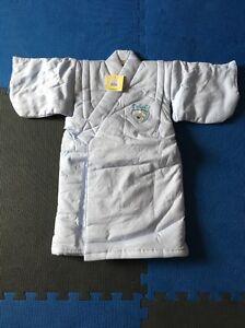 New-Baby-Boy-Winter-Kimono-Robe-Blue-Size-1