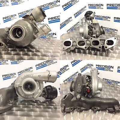 Original Melett turbolader rumpfgruppe Alfa Romeo 159 1.9 JTDM 150 ps 773721