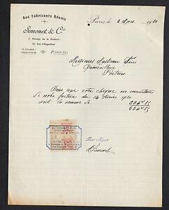 PARIS-XI-BAZAR-034-AUX-FABRICANTS-REUNIS-SIMONET-amp-Cie-034-en-1920