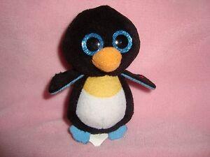 3804223ff4a 2017 Mcdonalds Ty Teenie Beanie Boos Waddle Penguin 3.5