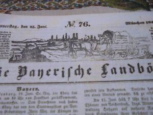 1840 Landbötin 76 Reichenbach Ebersbach Prusse Testament Friedrich Wilhelm Iii-afficher Le Titre D'origine