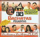 30 Bachatas Pegaditas: Lo Nuevo y lo Mejor 2008 [2CD/1DVD] by Various Artists (CD, May-2008, 3 Discs, Mock & Roll)