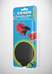Hydor Slim Heater Betta 7 5 Watt For Bettas Bowls Free