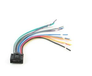 Details about Xtenzi Wire Harness Radio for Kenwood KDC-152 KDC152 on car amplifier wiring diagram, car stereo wiring diagram, cd player wiring diagram, head unit wiring diagram, marine stereo wiring diagram, pioneer premier wiring diagram, pioneer amp wiring diagram, kenwood kdc plug diagram,