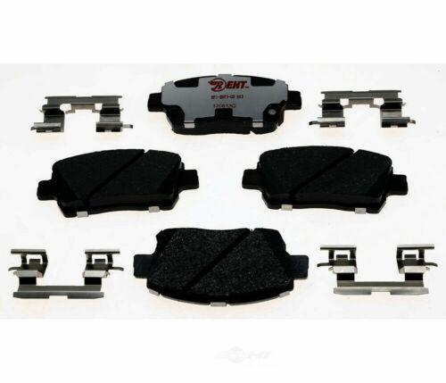 NEW! Raybestos EHT822H Disc Brake Pad Set-Element3 Hybrid Technology Front