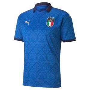 Italy Home Football Shirt 2020/21