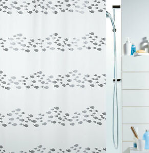 Image Is Loading Shore Silver Shower Curtain 70 7 8x78 11