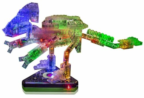 Kids Laser Pegs 24-in-1 National Geographic Dinosaur Construction Building Set