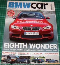 BMW Car Magazine August 2007 - BMW E92 M3