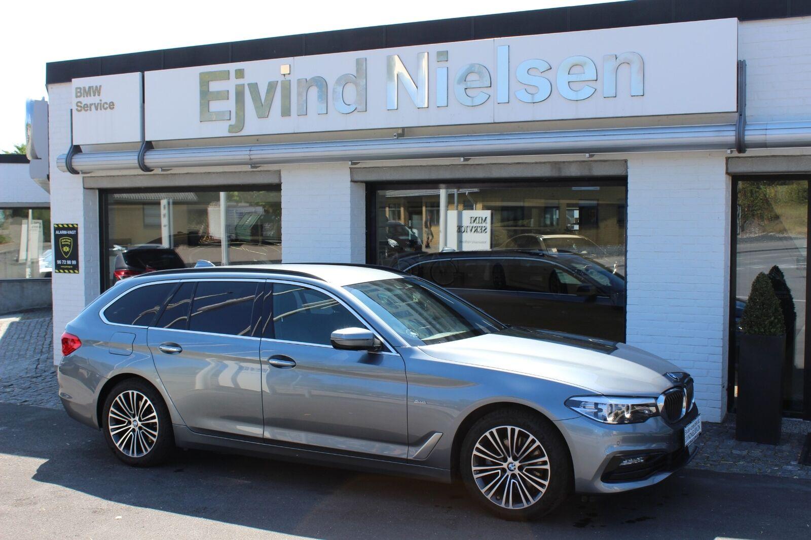 BMW 520d 2,0 Touring Sport Line aut. 5d - 439.900 kr.