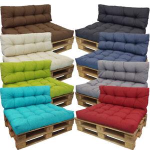 Palettenkissen-Palettenpolster-Outdoor-Palettenauflage-Sitzkissen-Sofa-Auflage