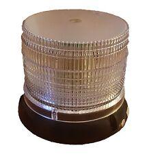 White LED Beacon Strobe High Intensity Hazard Warning Light