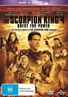 The Scorpion King 4 Quest for Power DVD Digital R4 Watch on Phone Comp.
