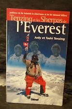 Tenzing & Judy. TENZING ET LES SHERPAS DE L'EVEREST. Alpinisme,montagne,escalade
