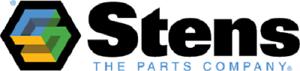 2 Pack Stens Air Filters w//Prefilters Part # 100-347