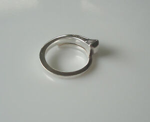 0bfa411f5 GUCCI CHIC CHIODO RING-SIZE 7.75 STERLING SIVER-EXCELLENT CONDITION ...