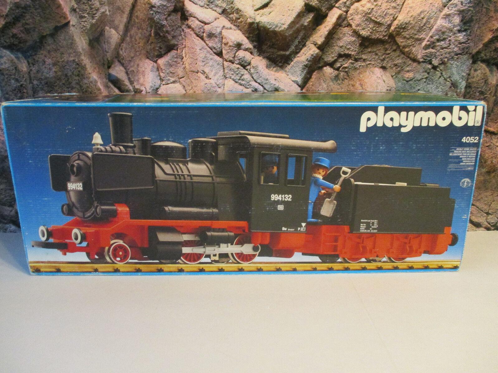 (GO4) 4052 Locomotora Ténder Locomotora Vapor Vapor Vapor Locomotora Emb.orig Tren LGB a16b96