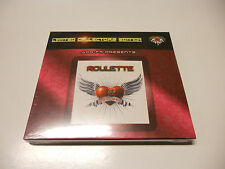 "Roulette ""Better late than never"" Rare AOR-FM 2008 cd Limited edition"