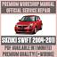 WORKSHOP-MANUAL-SERVICE-amp-REPAIR-GUIDE-for-SUZUKI-SWIFT-2004-2011-WIRING thumbnail 1