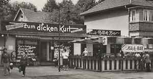 87/470 AK MILCHBAR 1969 WANDITZ BERNAU BERLIN LIEBENWAKDE ORANIENBURG EBERSWALDE