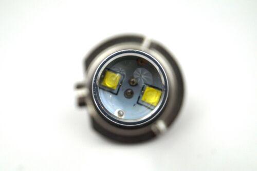 501 PEUGEOT 406 1999 4 x H7 SUPER WHITE CREE LED SMD 30W CANBUS BULBS LIGHT